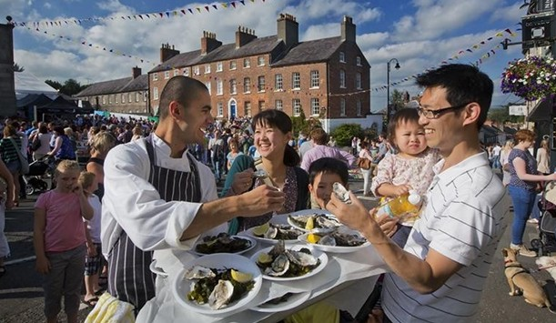 Galway Oyster Festival