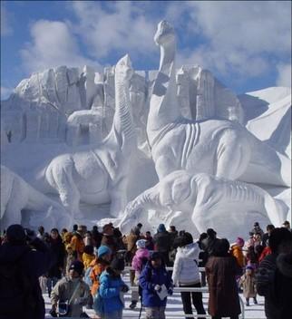 Harbin Ice & Snow Sculpture Festival