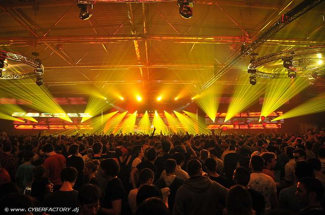 I love techno, Belgium
