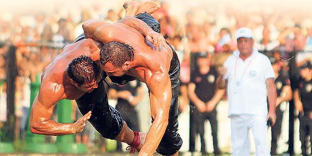 Kirkpinar Oil Wrestling Festival