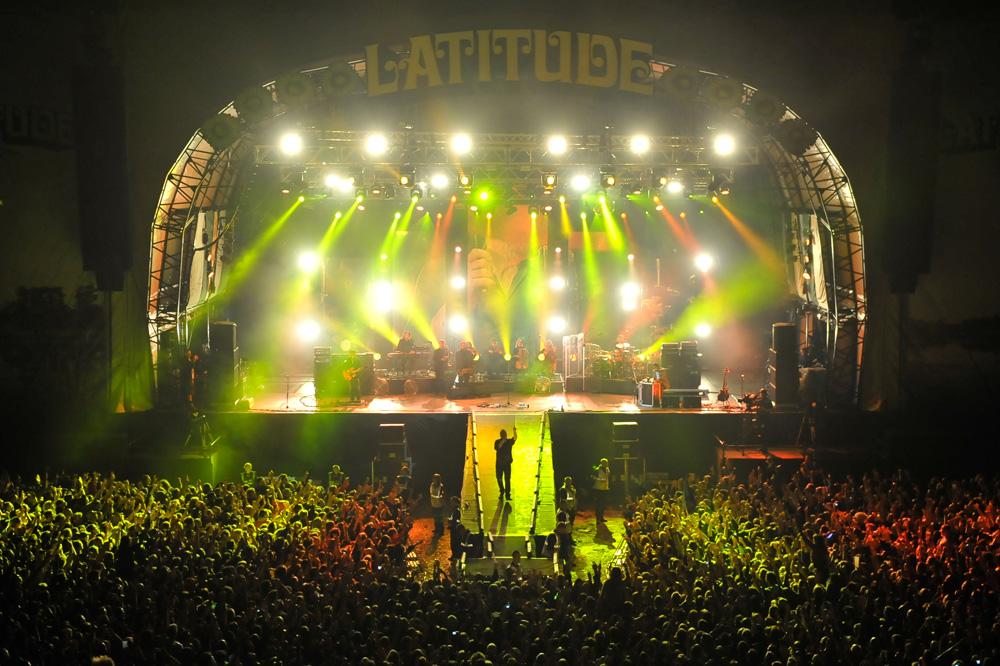 Latitude, UK