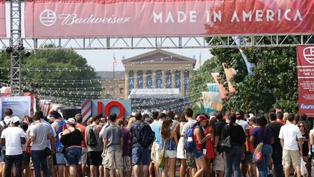 Made in America, Philadelphia, PA