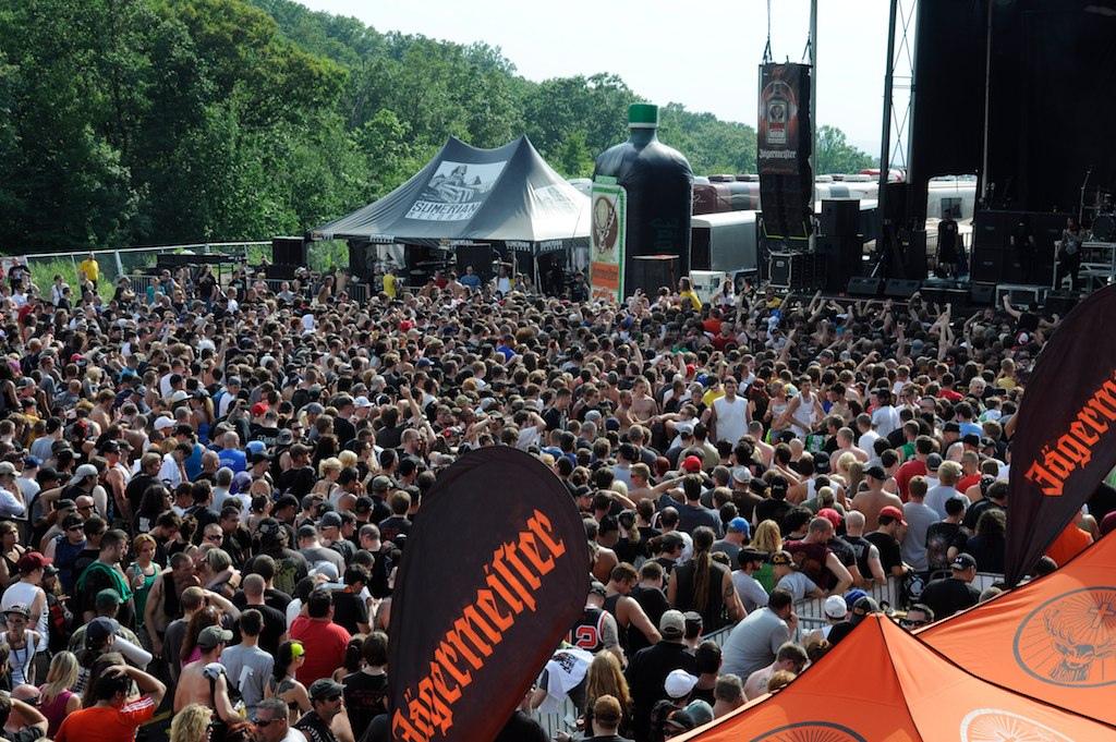 Mayhem Festival, National Tour