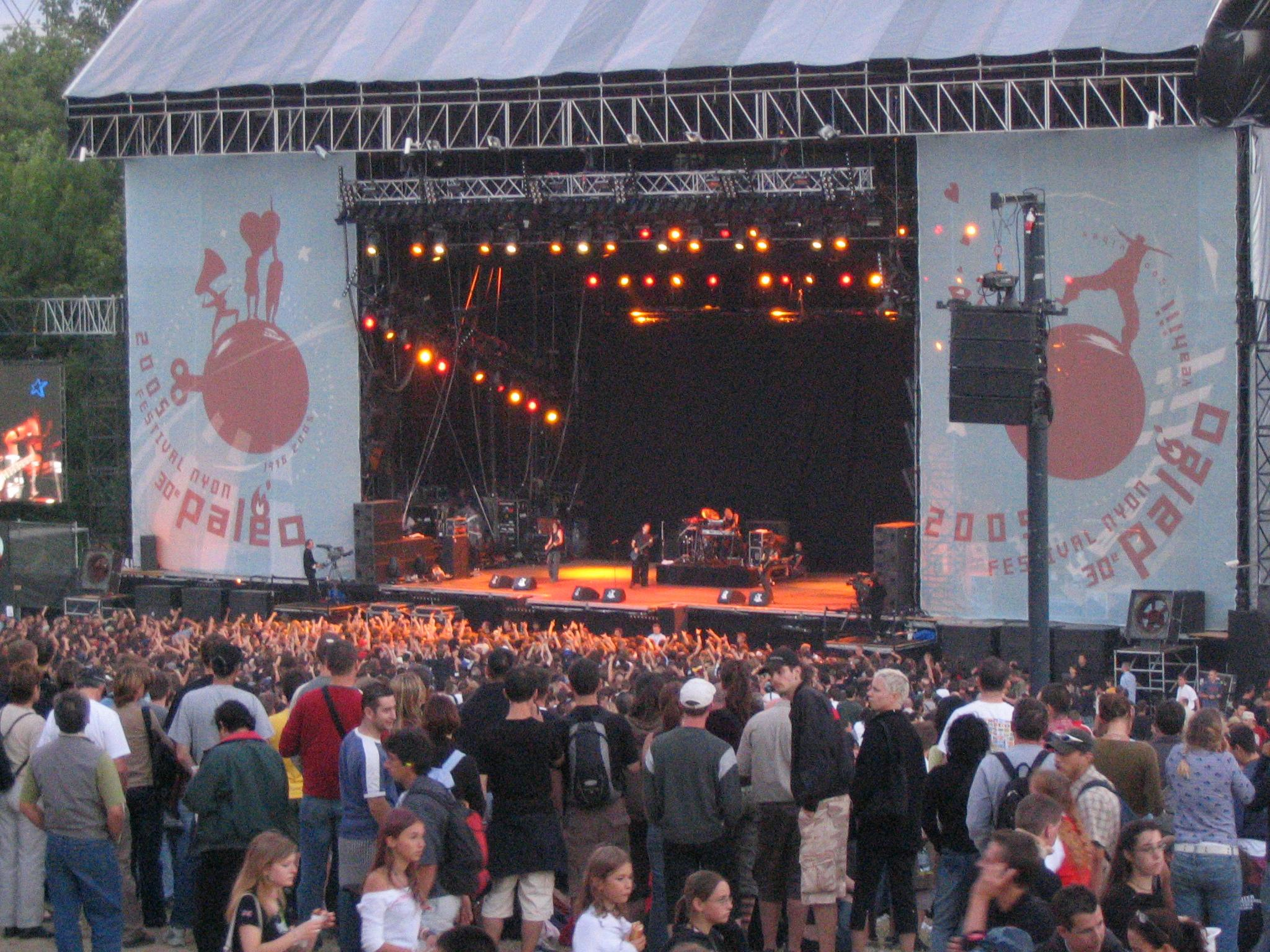 Paleo Festival, Nyon, Switzerland