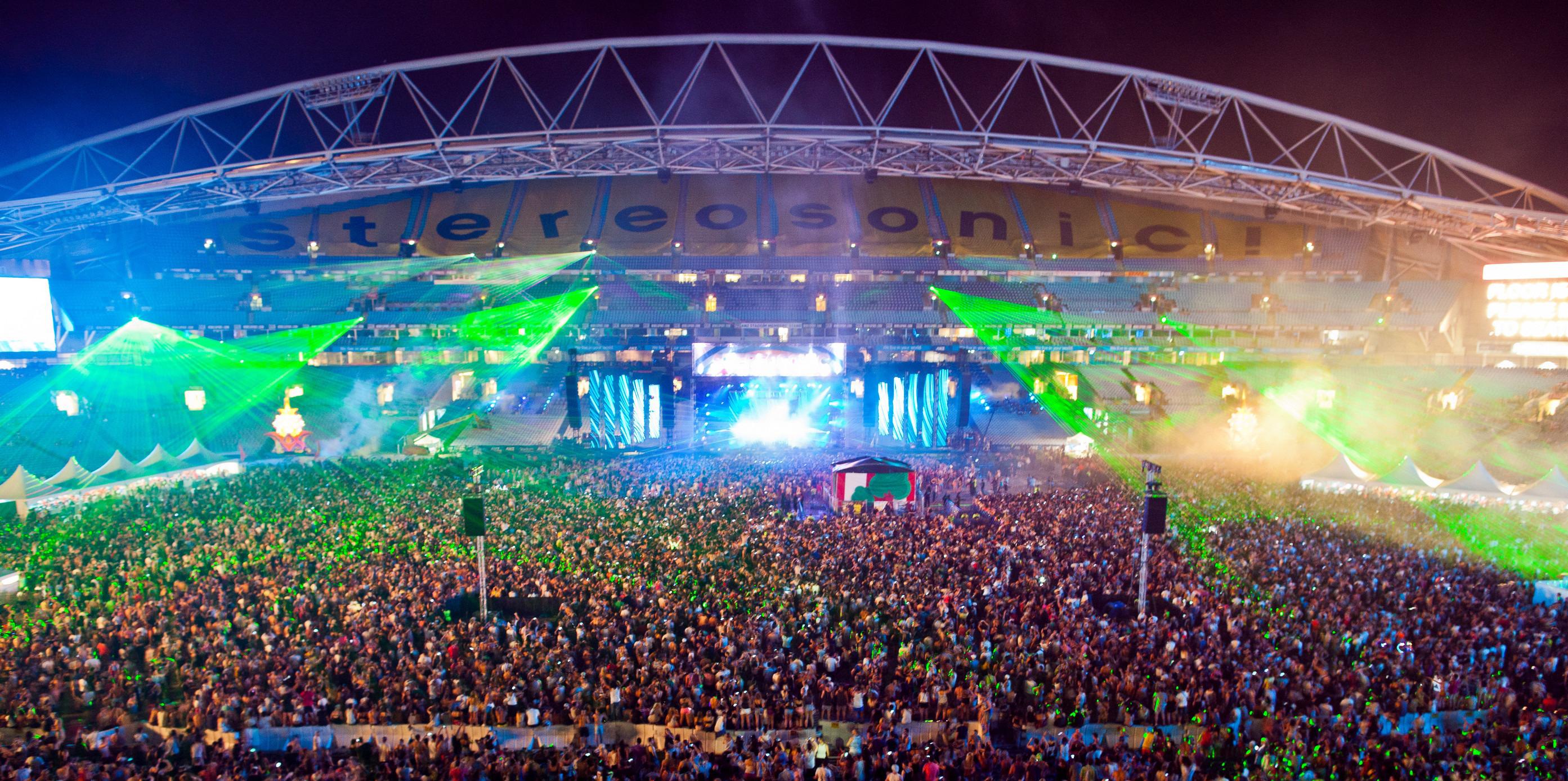 Stereosonic, Australia