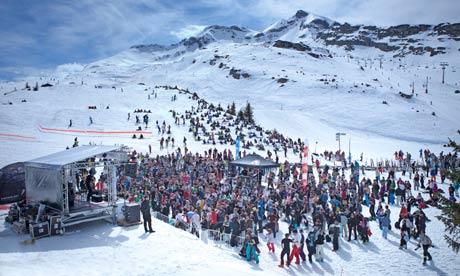 Worldwide Festival, France and Switzerland