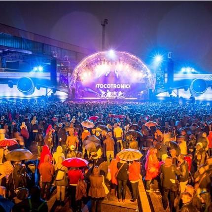 Berlin Festival, Germany
