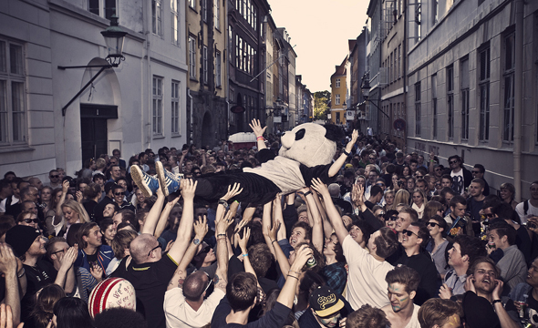 Distortion, Copenhagen Denmark