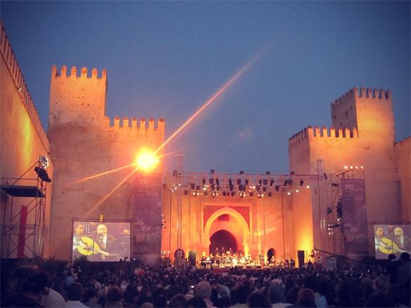 Fes Festival of World Sacred Music, Morocco