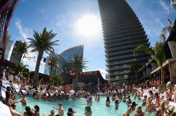 Las Vegas Pool Parties
