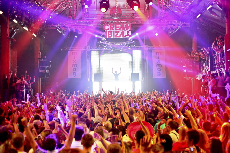 Ibiza, Club Pacha and Beach party