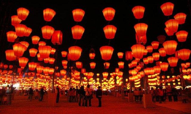 Pingxi Sky Lantern Fetival, Taiwan