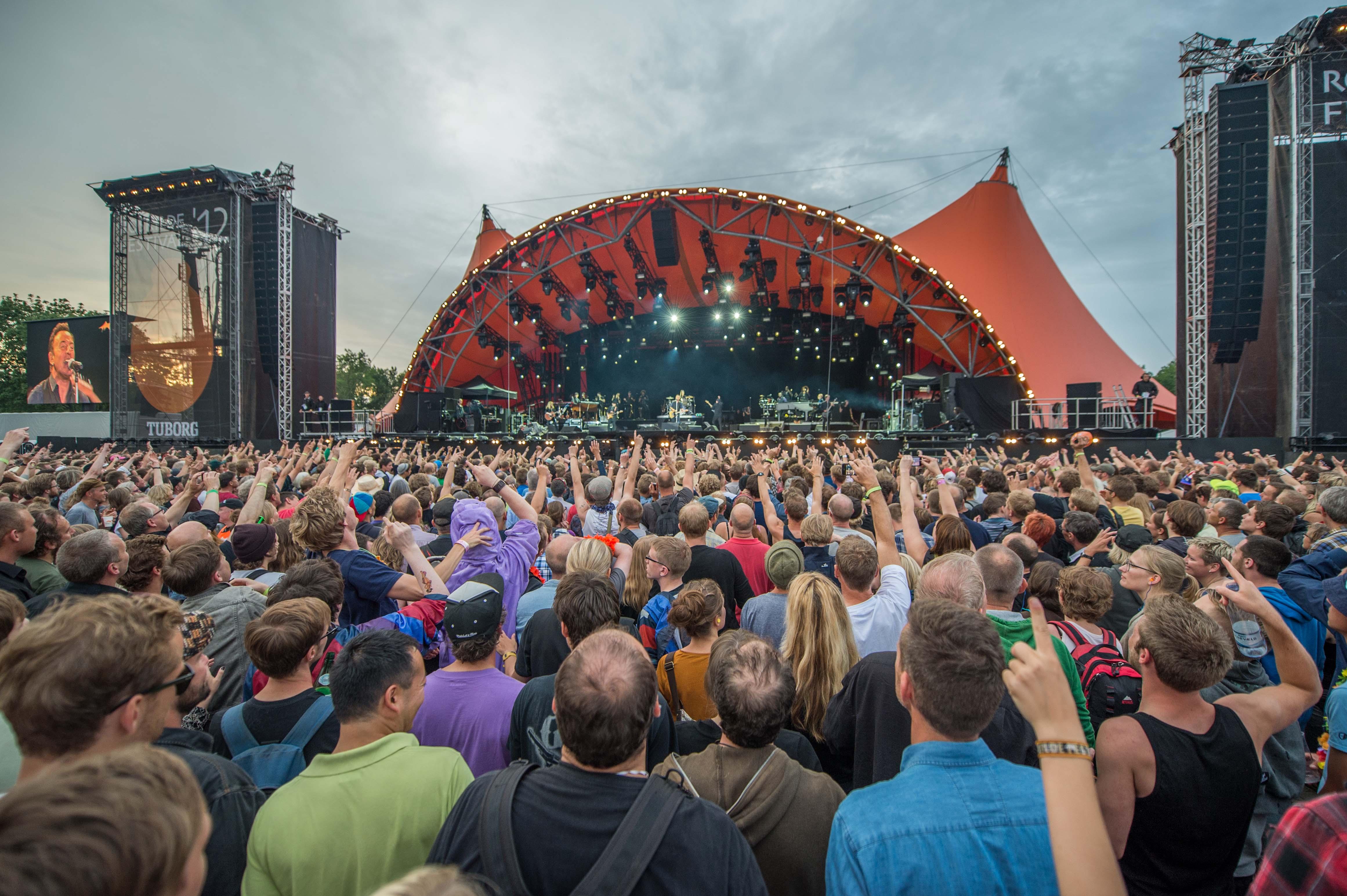 Roskilde Festival, Copenhagen, Denmark