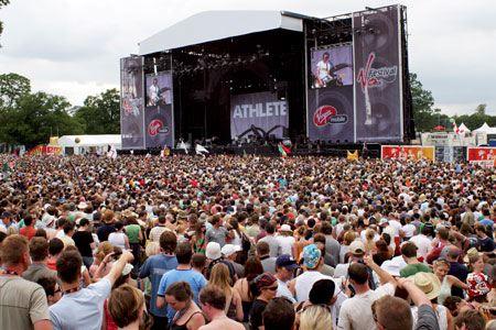V Festival, UK