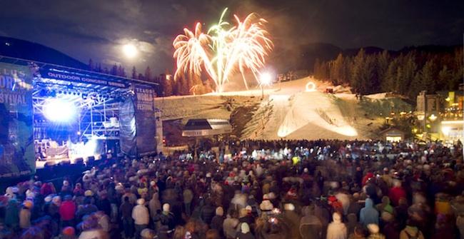 World Ski & Snowboard Festival