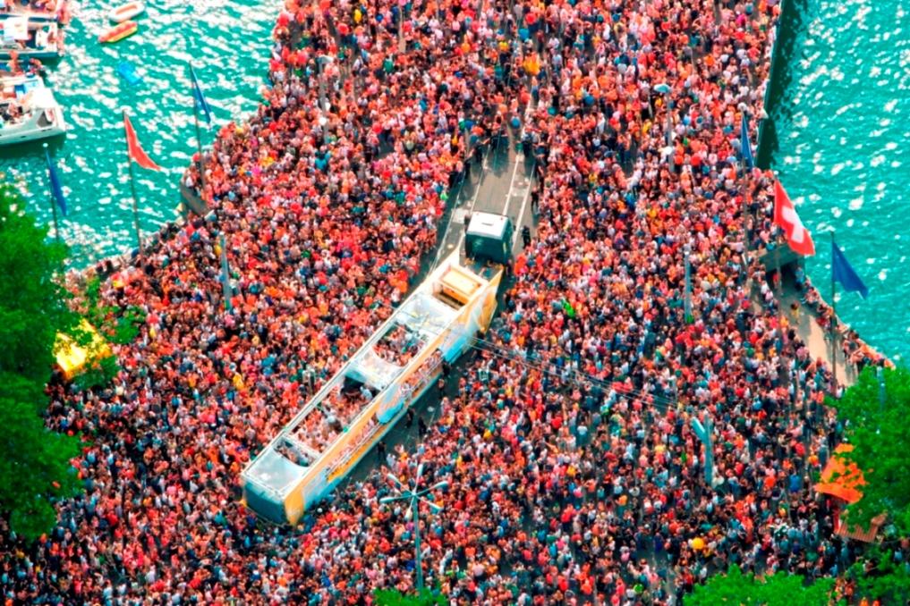 Zurich Street Parade